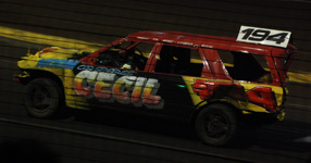 Steve Anscombe Ipswich Banger World Final 2011